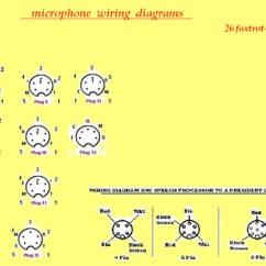 3 Wire Microphone Wiring Diagram Massey Ferguson 135 Gearbox All Data Diagrams Andy Rebel Kenwood Mic