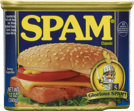 Deeplinks as Spam, Spam, Spam, Eggs, and Spam