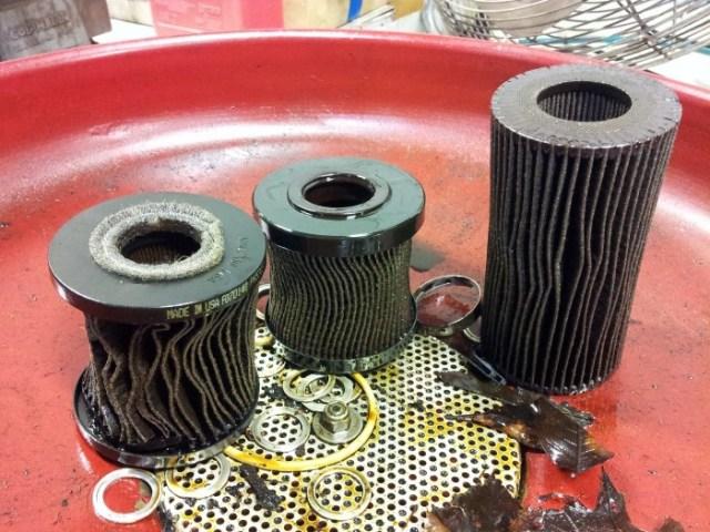 volvo oil filters