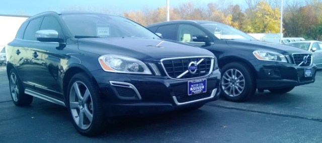 two xc60s