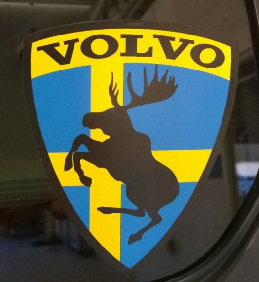 VO Moose badge