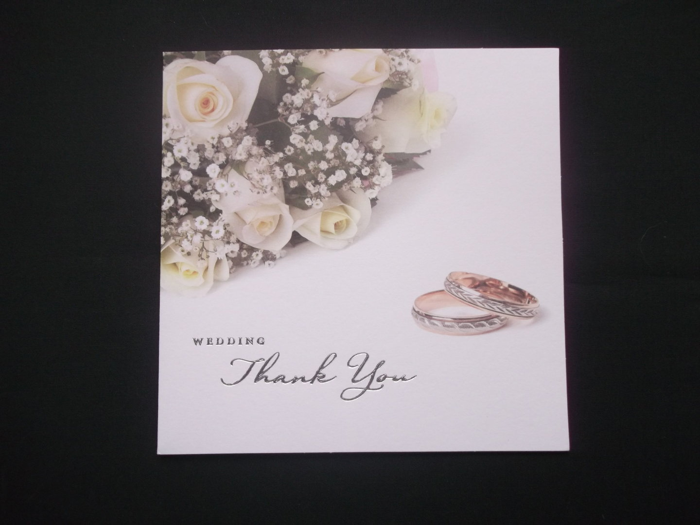Wedding Gift Thank You Cards