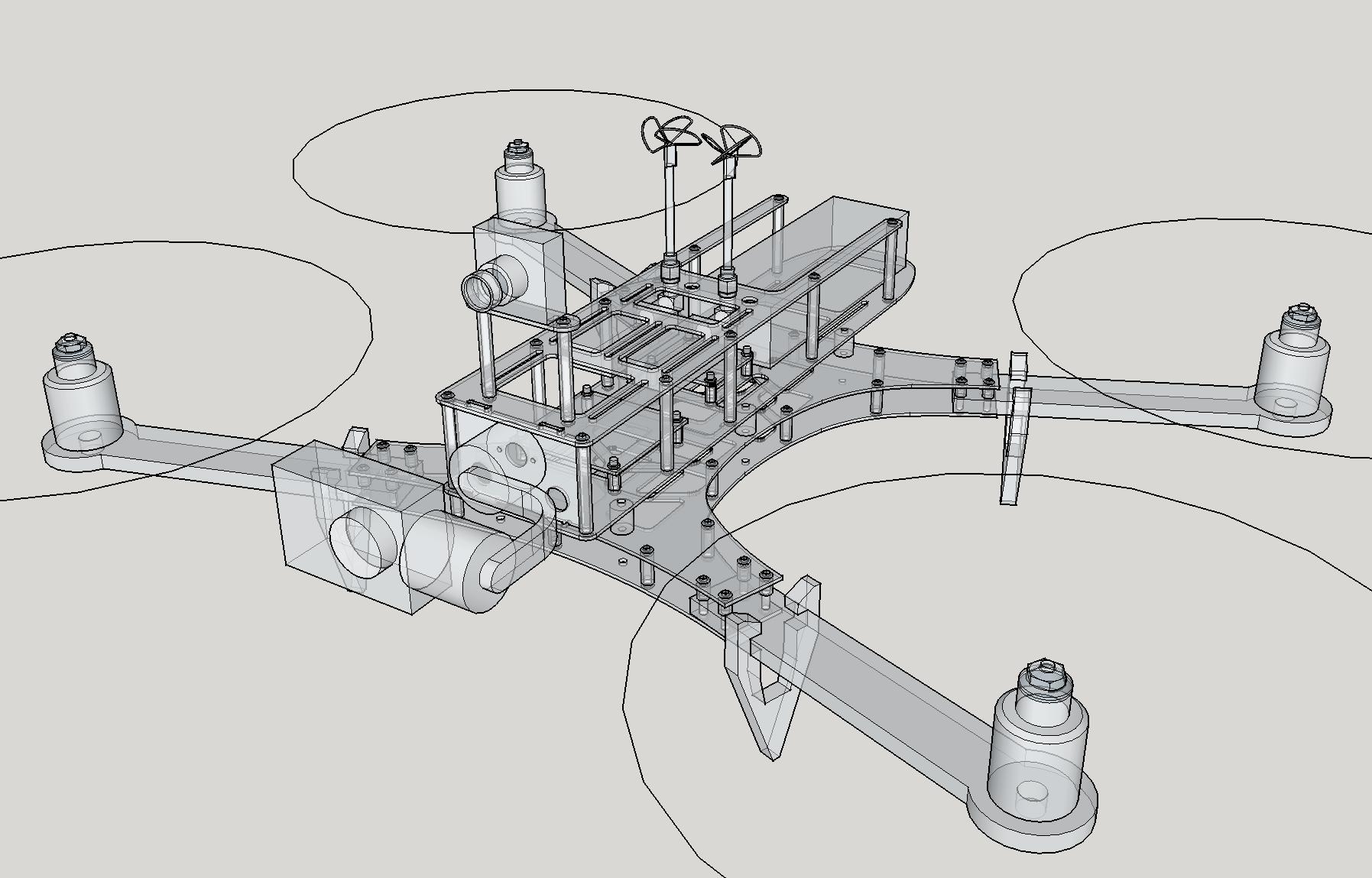 Gimbal 540