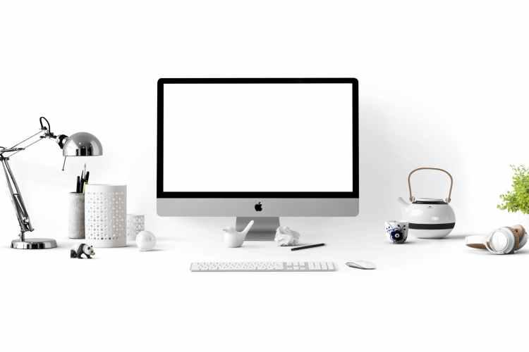 Author web design