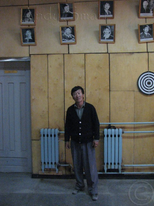 Armarasehen, Manager of the Altay Dance Ensemble
