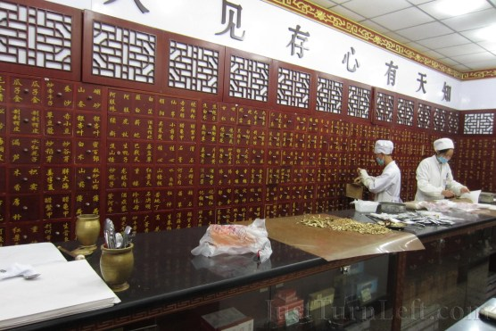 There are thousands of ingredients in Chinese medicine