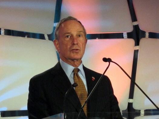 michael bloomberg mayor techcrunch disrupt new york city