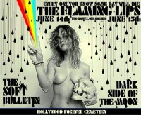 flaming lips the soft bulletin dark side of the moon hollywood forever cemetary
