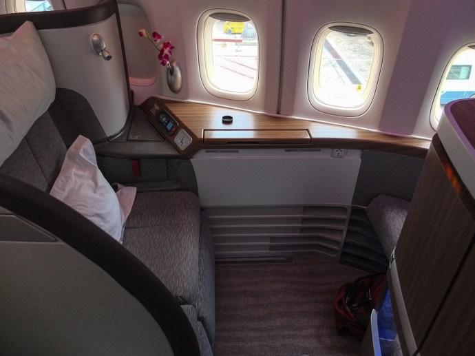 Cathay Pacific Class Hkg-sfo 30th