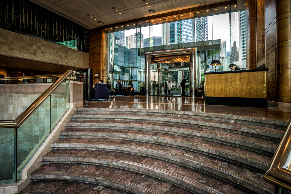 Hotel Review JW Marriott Hong Kong  Andys Travel Blog