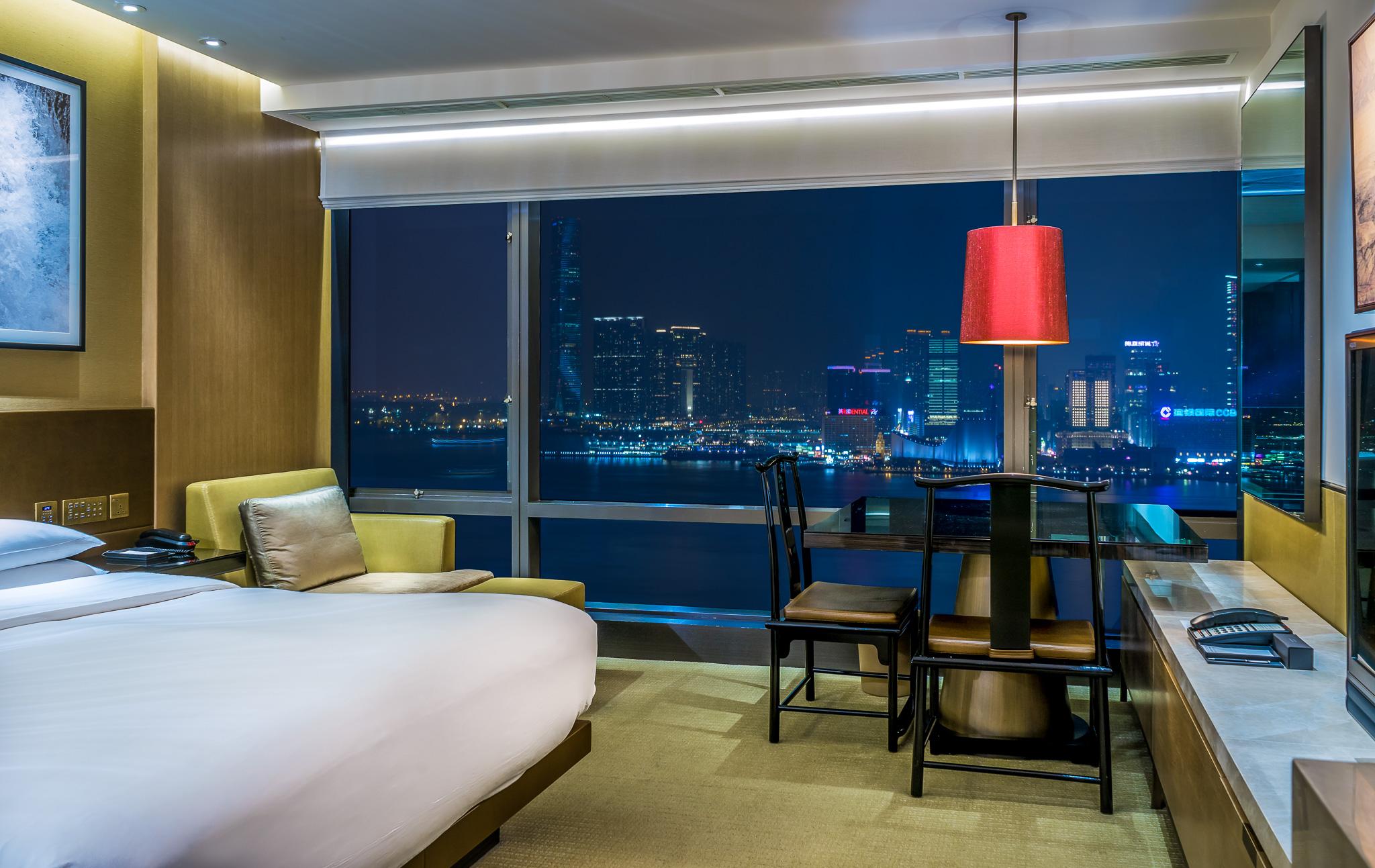 Hotel Review Grand Hyatt Hong Kong  Andys Travel Blog