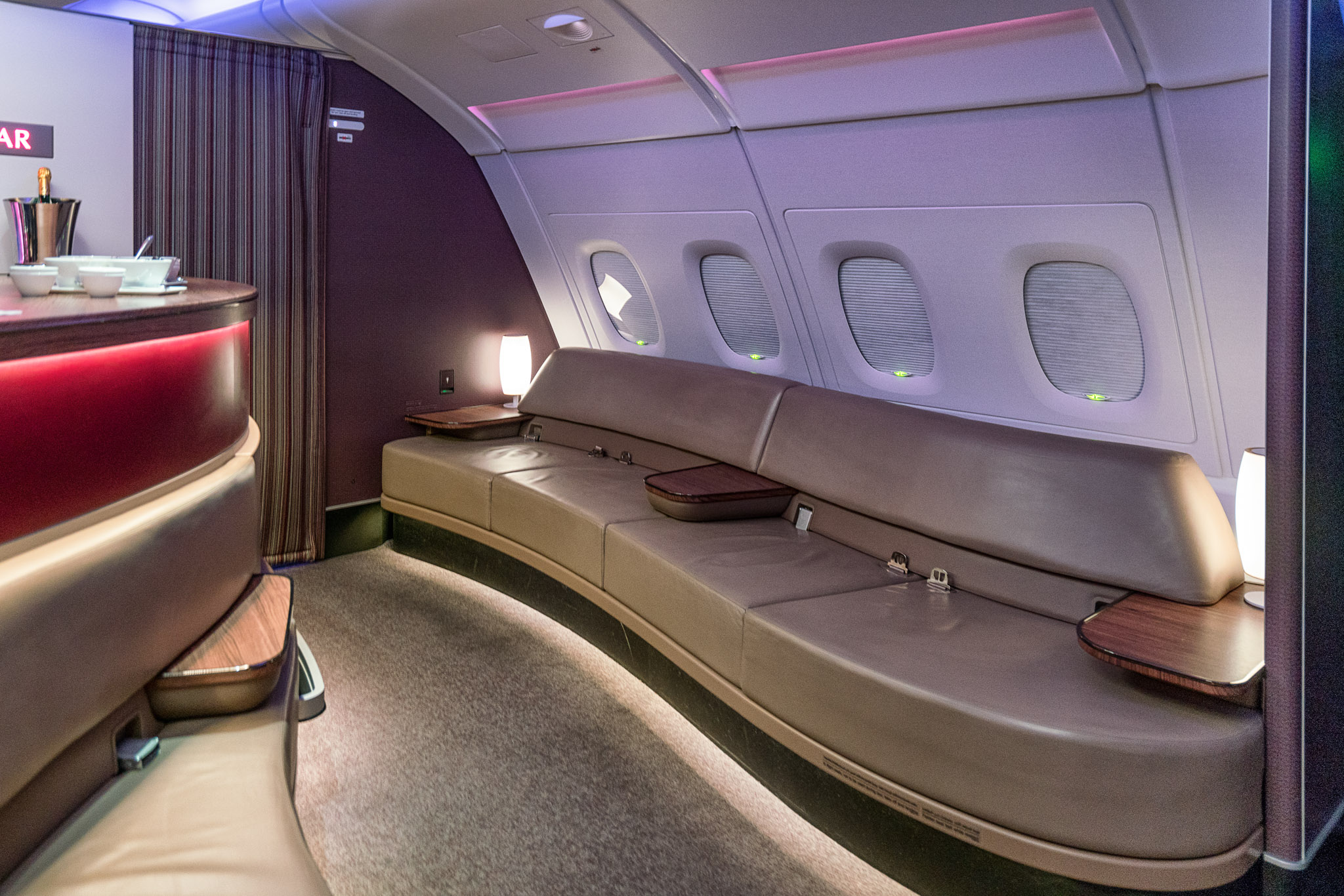 Qatar Airways A380 First Class Review | Andy's Travel Blog Qatar Airways First Class A380