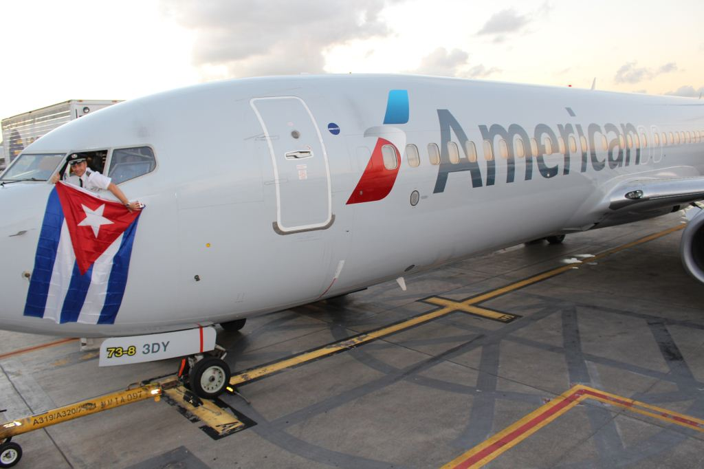 American Airlines Details Cuba Flight Plans Andy S