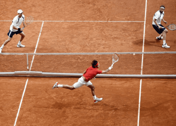 Davis Cup Fribourg: Day Two