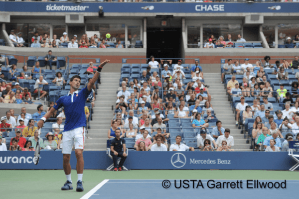 USOPEN15-Day1-NovakDjokovic
