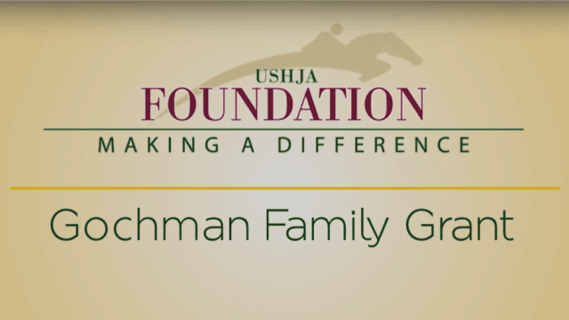 Andy Taylor Voice Over USHJA Gochman Family Grant