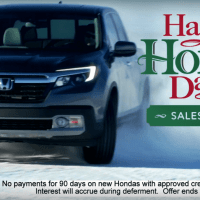 Andy Taylor Voice Over. Don Wessel Honda. No payments Til Spring