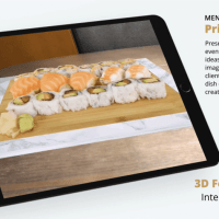 Voice Over Andy Taylor. 3D Food And Drink Interactive Solutions