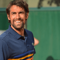 Andy Taylor Announcer. Qatar ExxonMobil Open 2020. Round-1. Jeremy Chardy