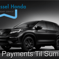 Andy Taylor Voice Over. Don Wessel Honda. 2020 No Payments Til Summer