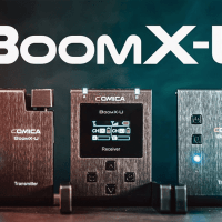 Voice Over Andy Taylor. Comica BoomX-U