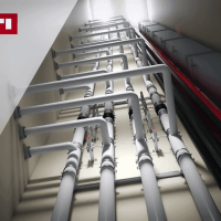 Voice Over Andy Taylor. Hilti MEP Engineered Solutions Commercial Buildings
