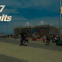 Voice Over Andy Taylor. Rio 2016. Day-7 Results