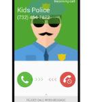 Fake Call Kids Police