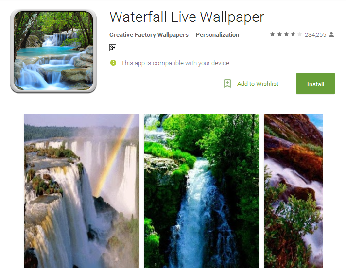 Live Niagara Falls Wallpaper Top 15 Free Wallpaper Apps For Android Andy Tips