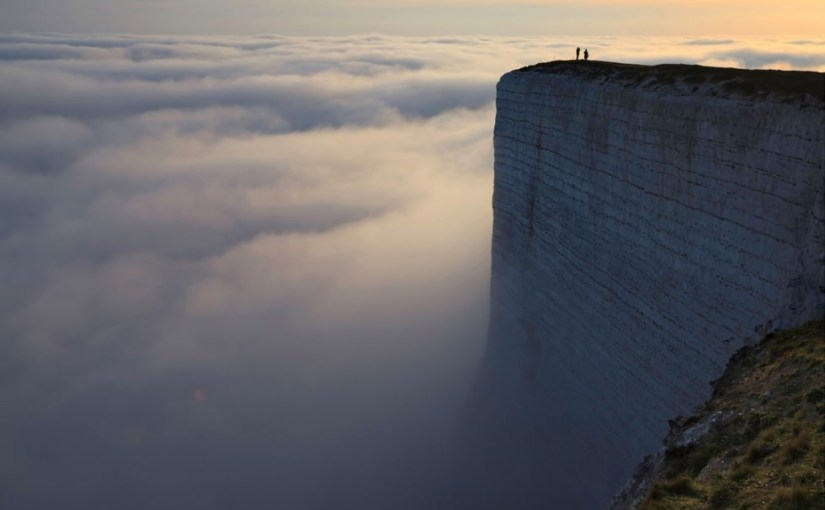 Notes from Beachy Head.