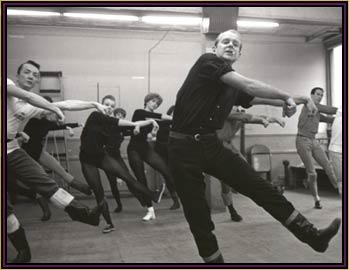 Bob Fosse (husband/choreographer/director)