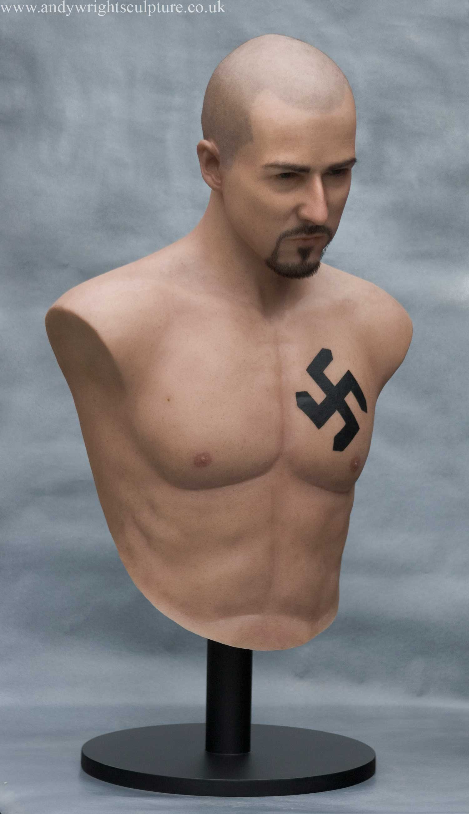 Edward Norton American History X Tattoos : edward, norton, american, history, tattoos, American, History, Tattoo, Gallery, Collection