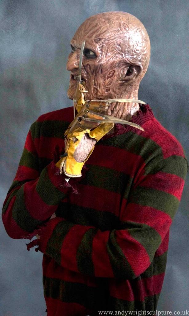 Freddy Krueger  Nightmare on Elmstreet  Andy Wright