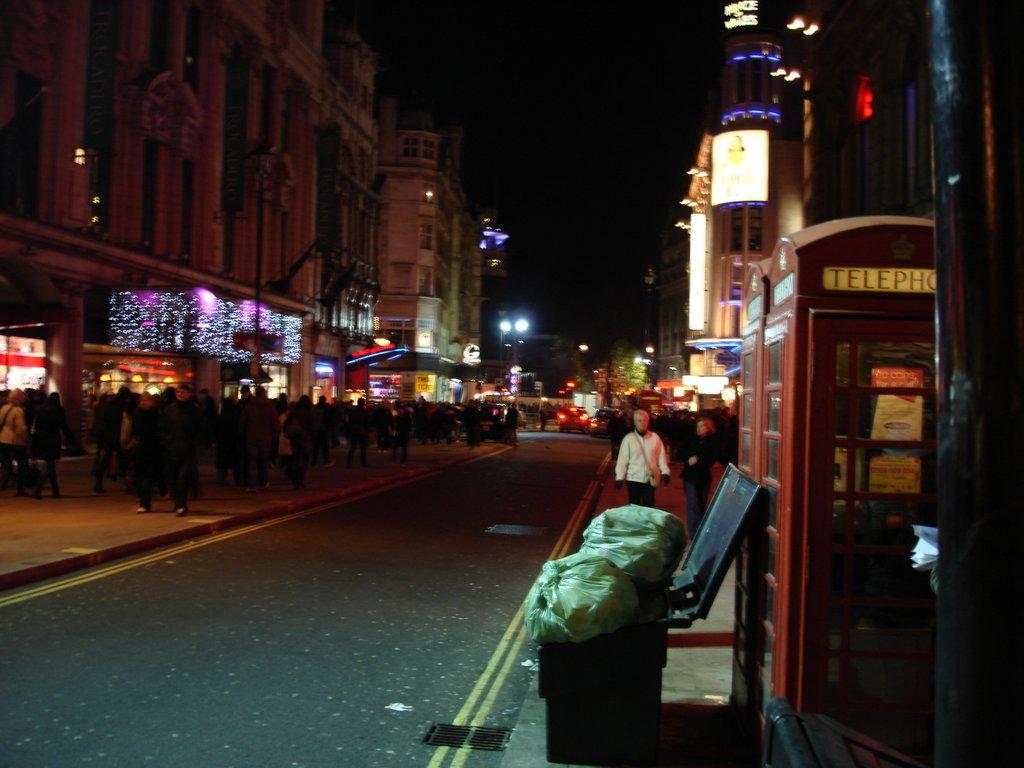 Londra lui Vasile