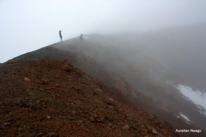 Etna - crater 4