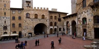 San Gimignano_centru_2