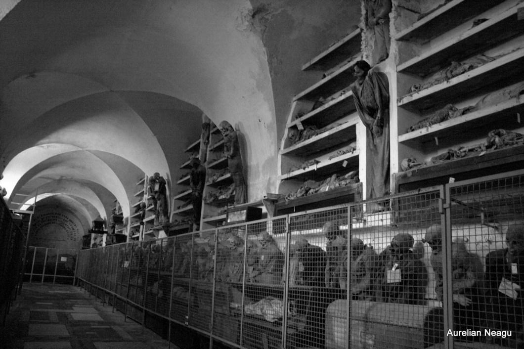 Catacombele Capucinilor