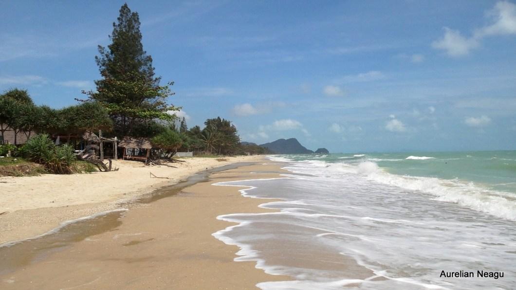 Plaja din Khanom