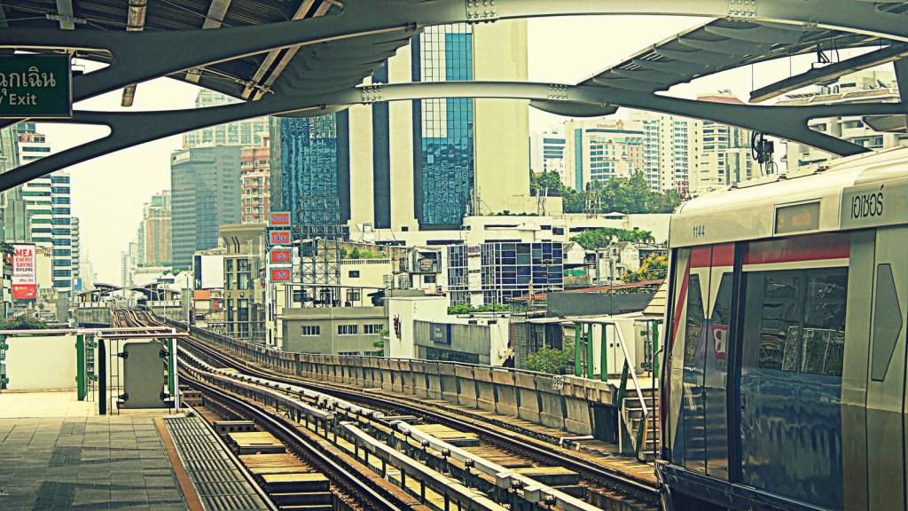 Bangkok Thailanda BTS