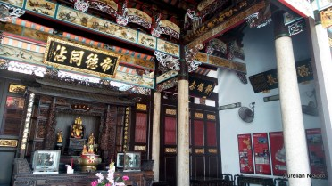 Chinese Temple, George Town, Penang, Malaezia 3