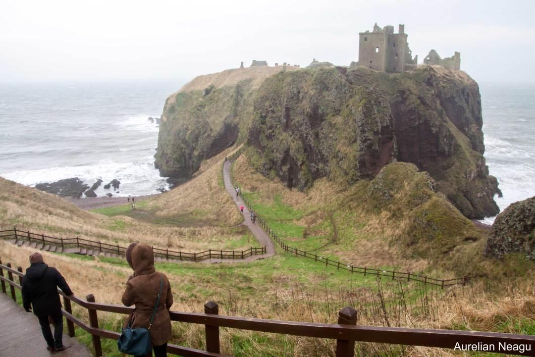 Castelul Dunnottar 3