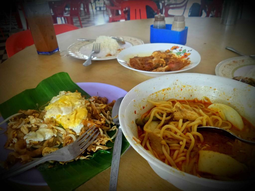 Langkawi, Malaezia - food