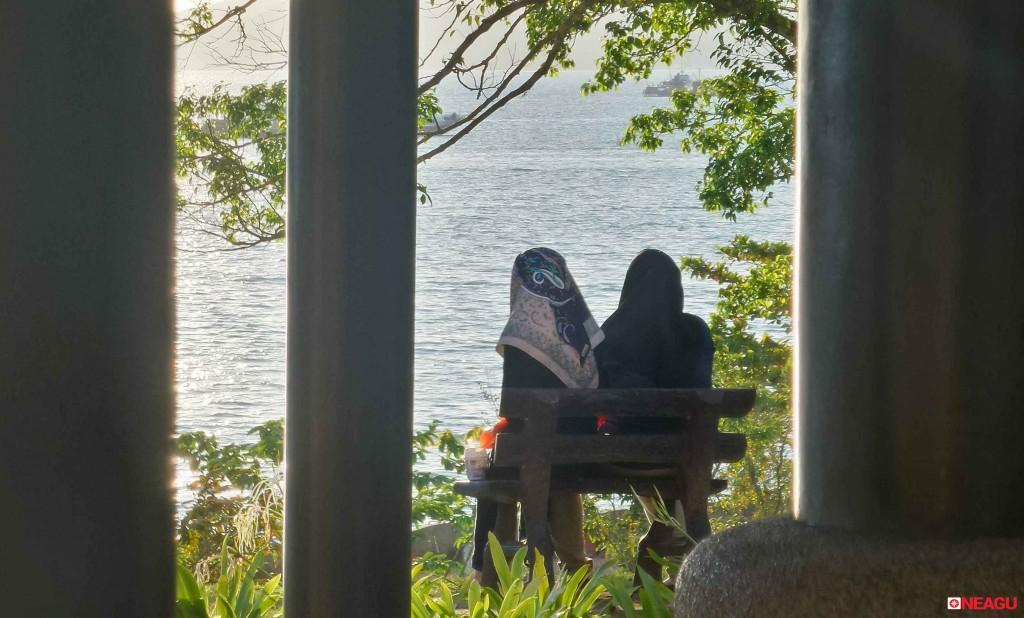 Langkawi, Malaezia - Muslim girls