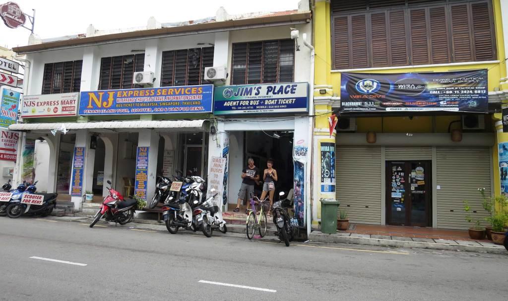 Jim's Place - Penang, Malaezia