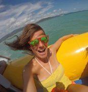 Ocean Rafting Fun
