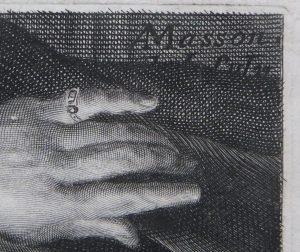 Masson signature
