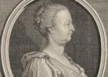 Portrait of Anne Le Fèvre Dacier