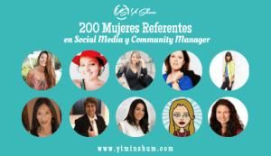 200 mujeres referentes social media