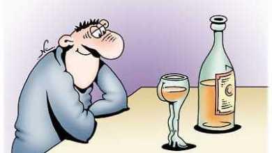 А что будет, если выпить много водки? - Анекдоты