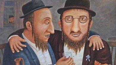 Абрам Моисеевич, вы случайно не еврей? - Анекдоты